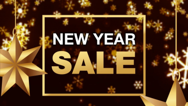 New Year Sale for Social Networks